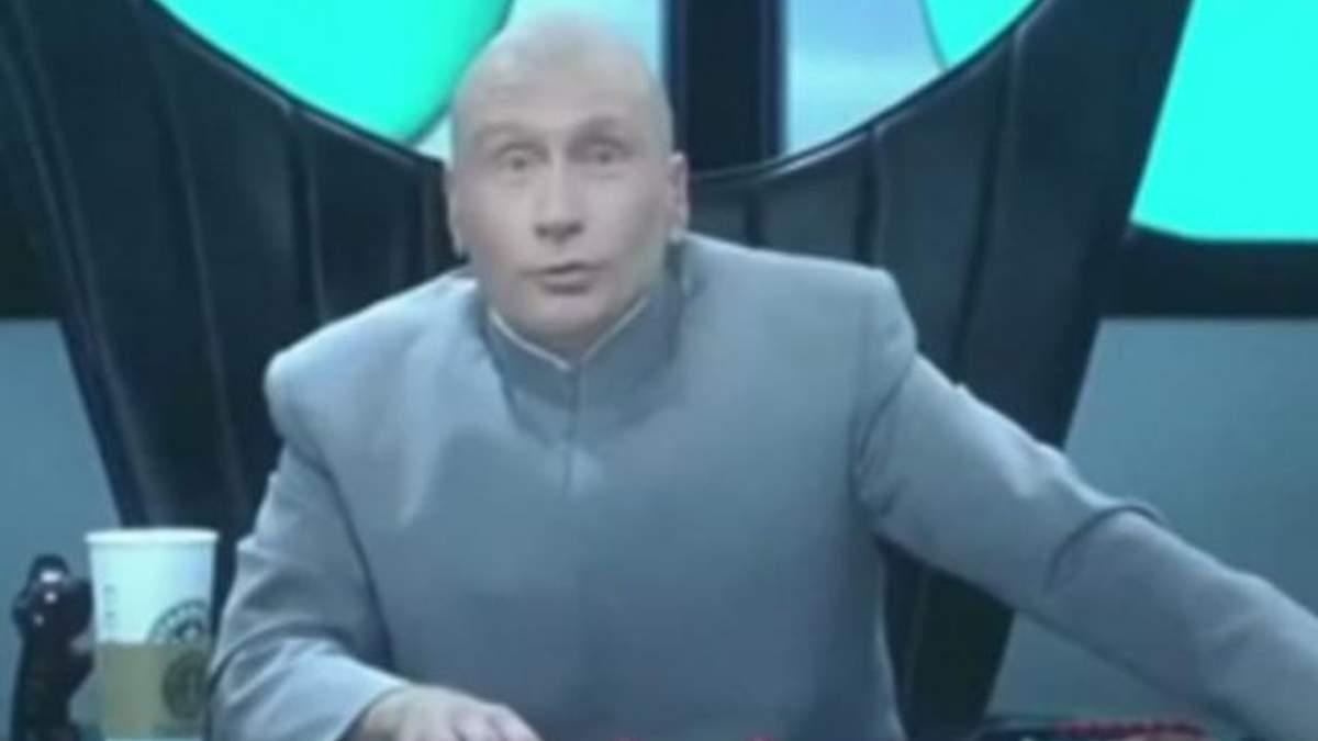 """""""Это, детка — Рашизм!"""" — новый хит про Россию заполонил Интернет (Видео)"""