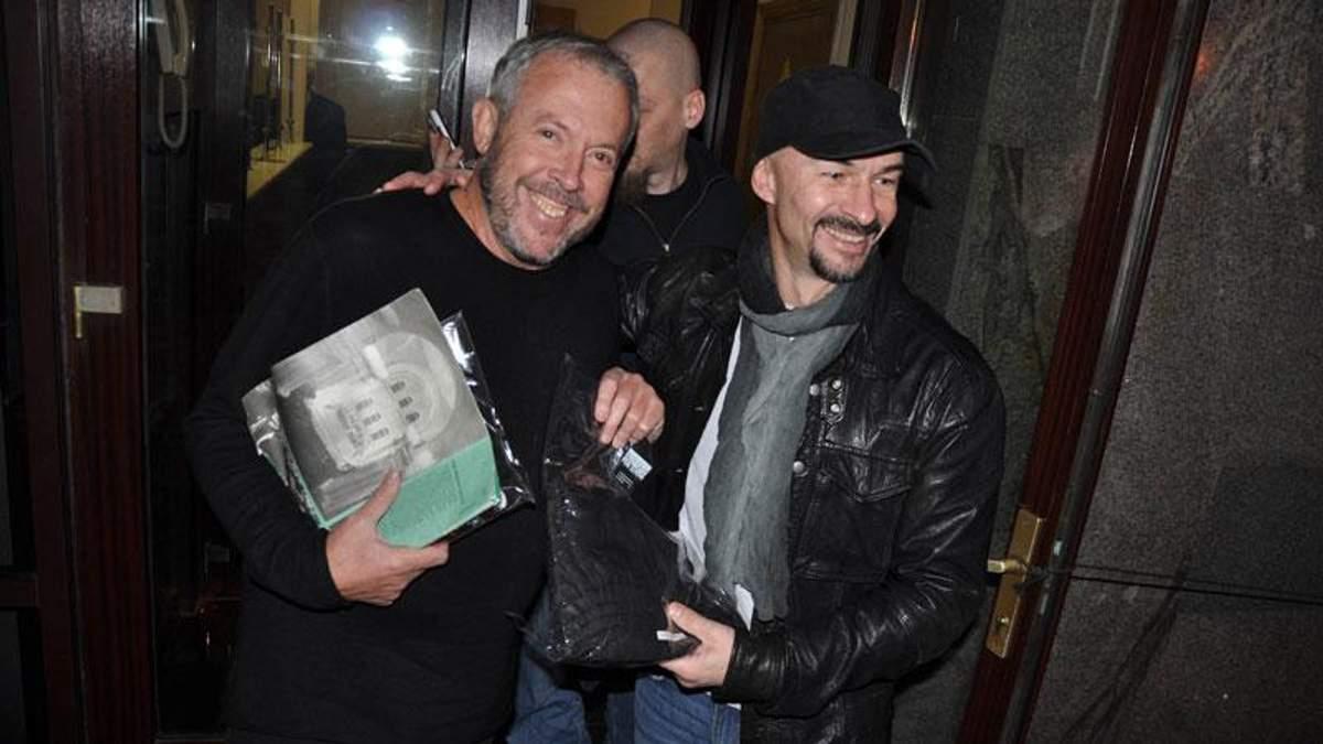 """Макаревич і """"Гайдамаки"""" записали пісню про мир в Україні"""