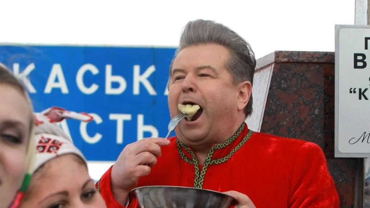 Поплавський презентував свій секретний еліксир молодості