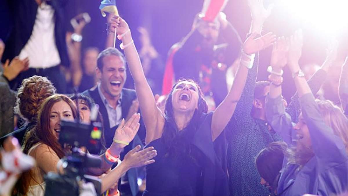 Евровидение-2016. Украина заняла первое место: как это было
