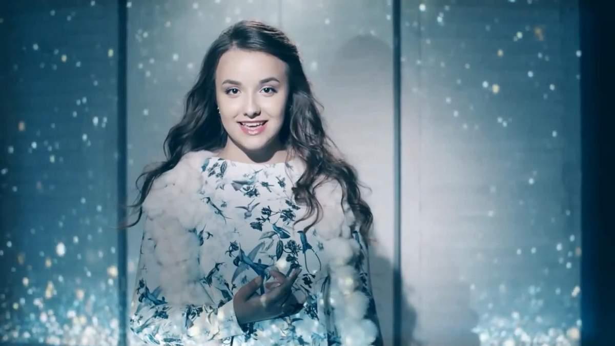 Дівчинка шукає півмільйона для участі дитячому Євробаченні від України