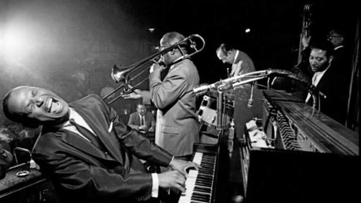 Jazz. Музыка свободных: когда джаз пришел в кино