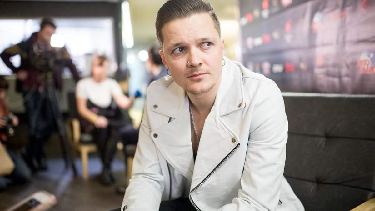 Женя Галич рассказал, из-за чего может не принять участие в Евровидении