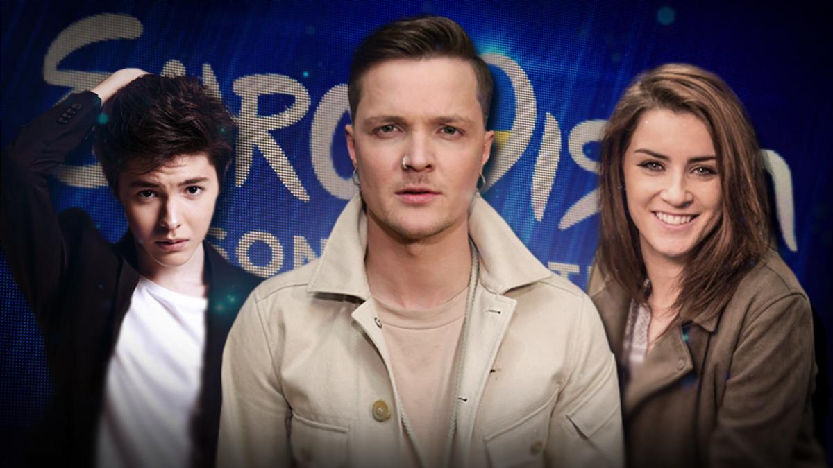 Евровидение 2017: ТОП-7 участников, которые вас удивят