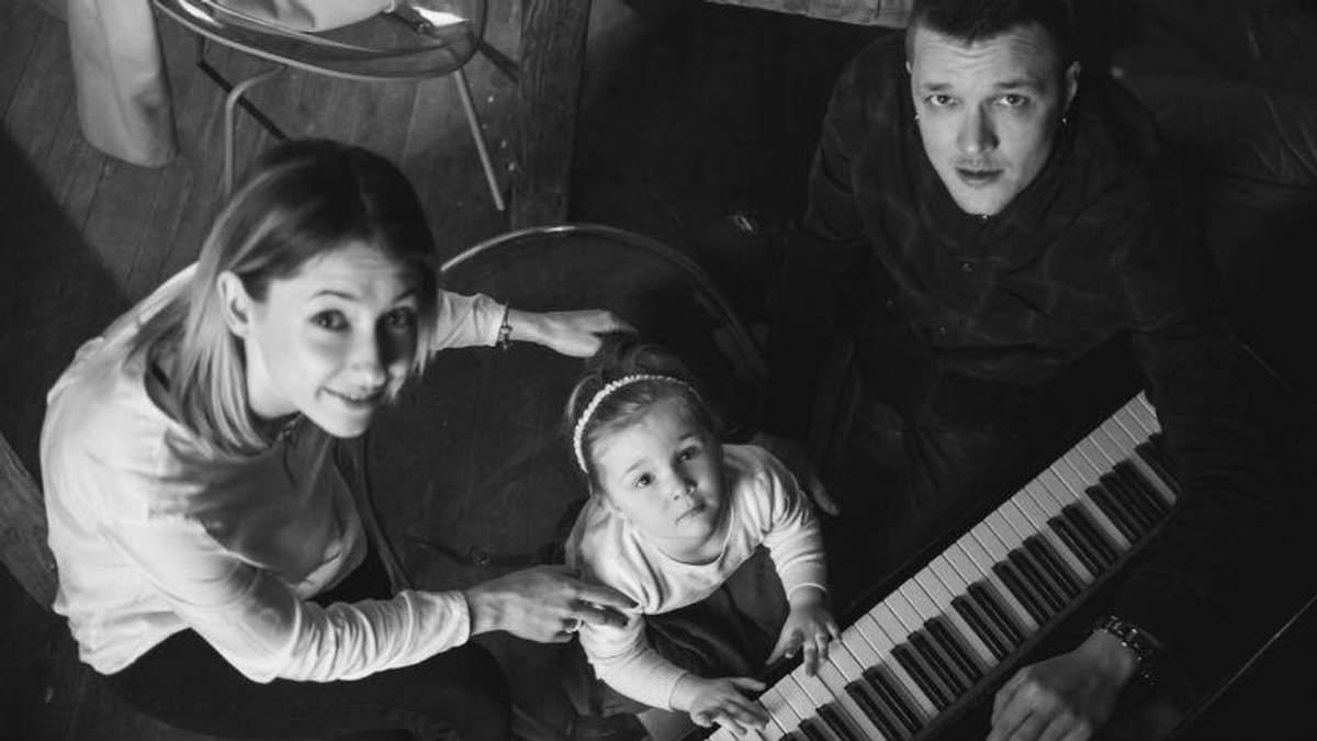 Жена Галича показала трогательное фото новорожденного сына