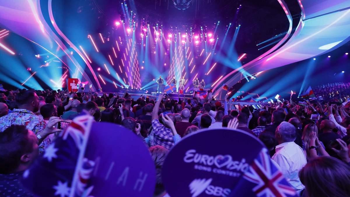 Фінал Євробачення 2017: порядок виступів у фіналі