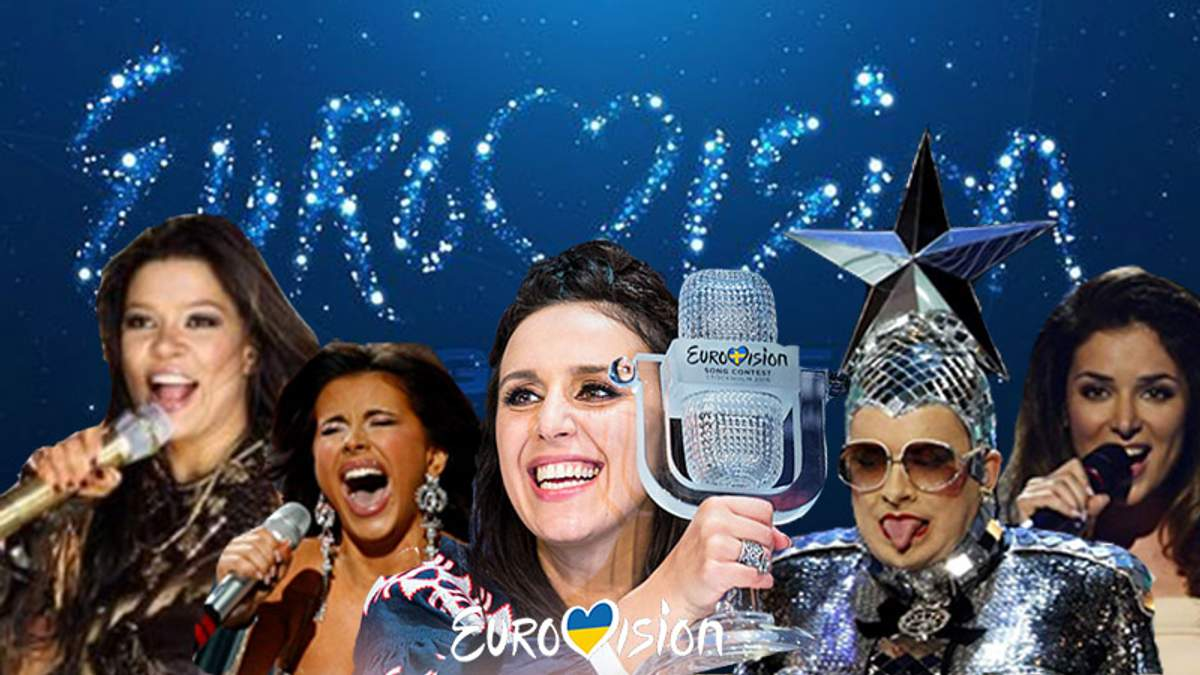 История участия Украины на Евровидении
