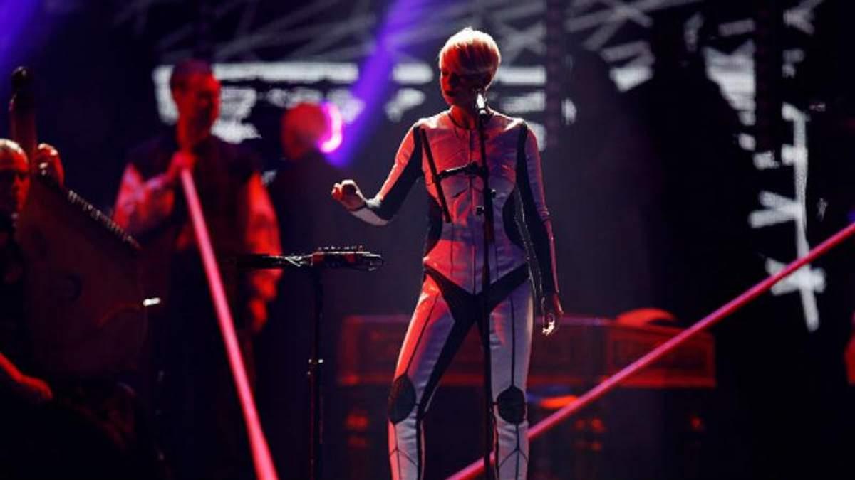 ONUKA выбилась в чарты европейских стран после фантастического выступления на Евровидении