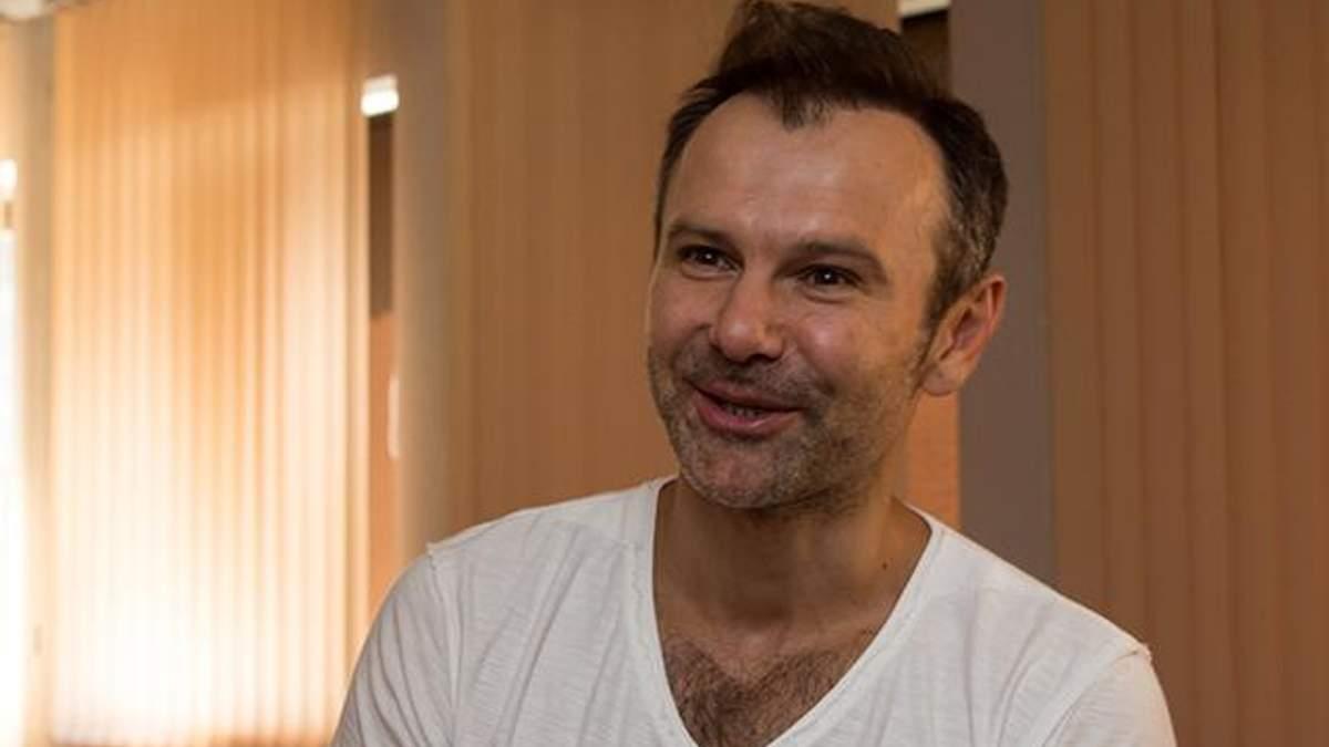 Вакарчук так запалив концертом Івано-Франківськ, що в музиканта згоріли джинси