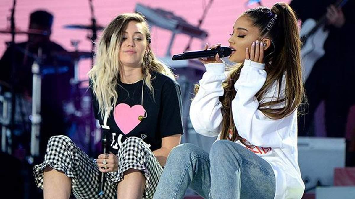 Мировые звезды спели в поддержку жертв теракта в Манчестере: фото и видео
