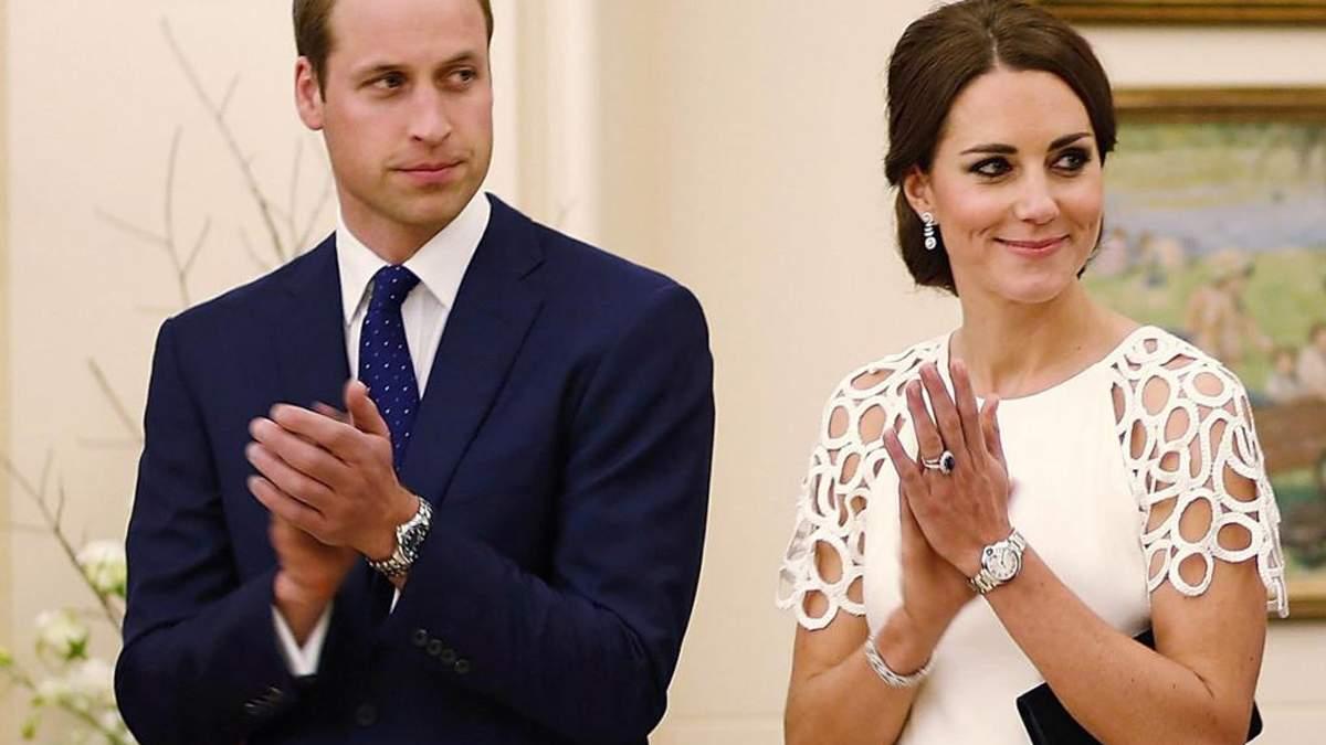Чому принц Вільям та Кейт Міддлтон не тримаються на людях за руки