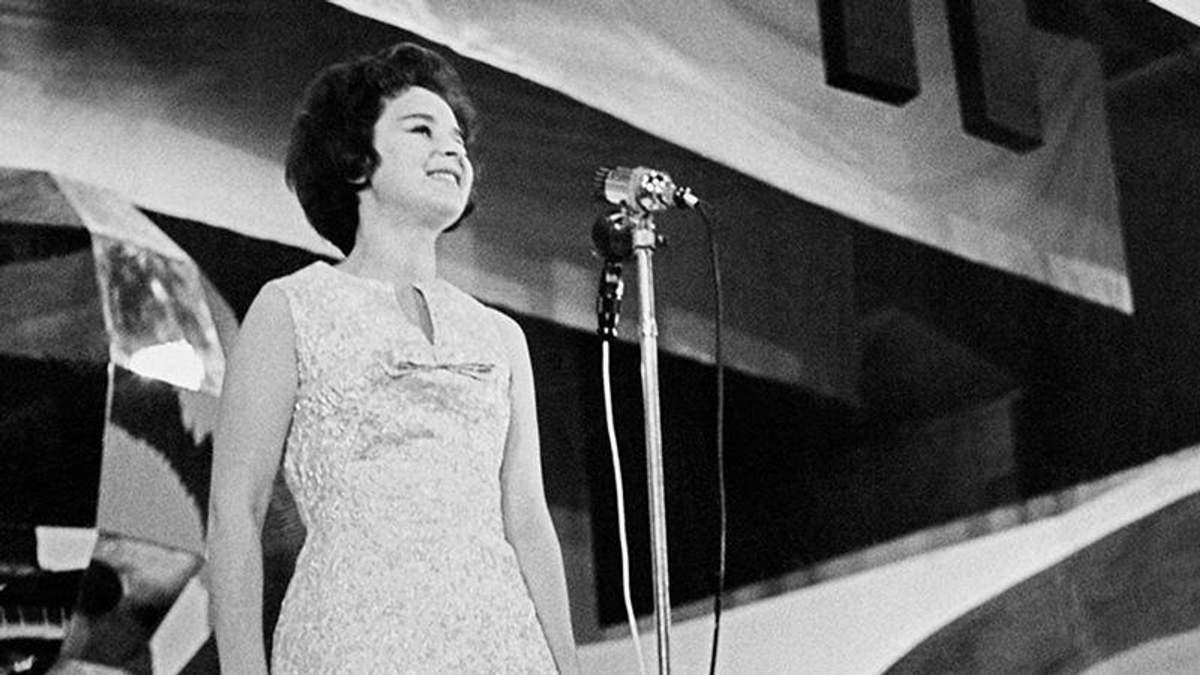 Померла співачка Тамара Міансарова (Архівне фото)