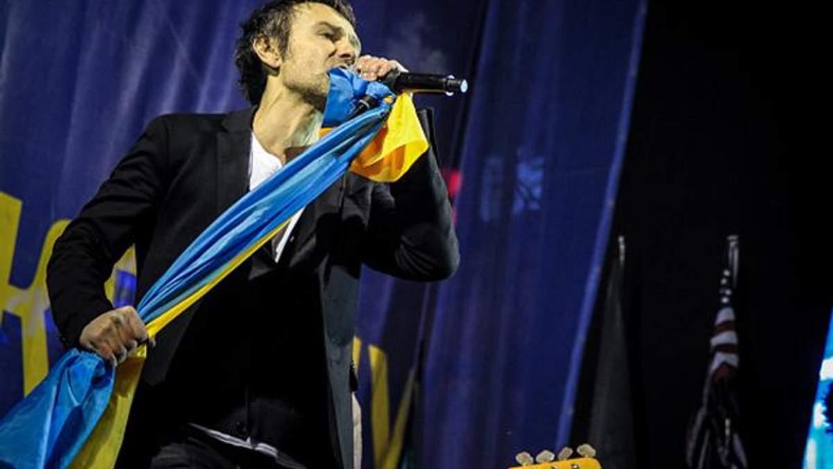 С Вакарчуком хотел бы сыграть концерт российский певец, которому запрещено посещать Украину