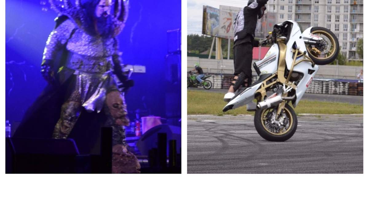 Монстри на сцені і на треку: чим вражав MotoOpenFest
