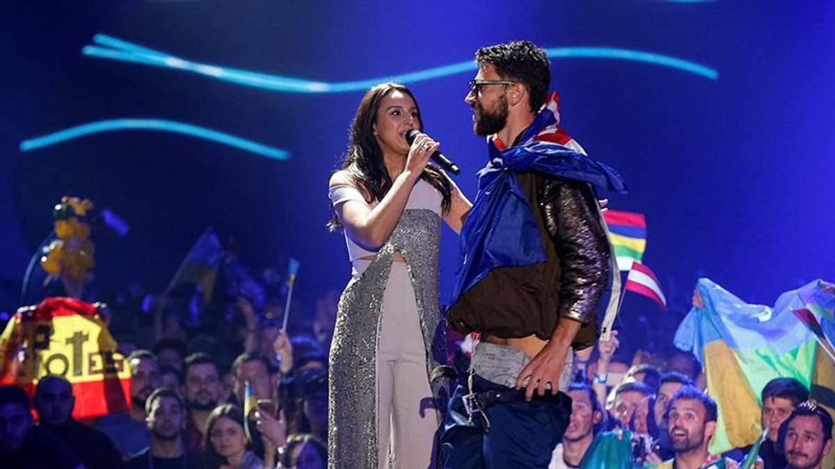 Пранкер Віталій Седюк вибачився перед Джамалою за витівку на Євробаченні