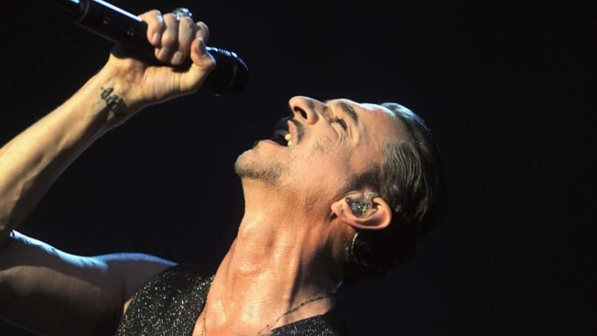 Концерт Depeche Mode 2017 Киев: анонс - чего ждать от Дейва Гаана