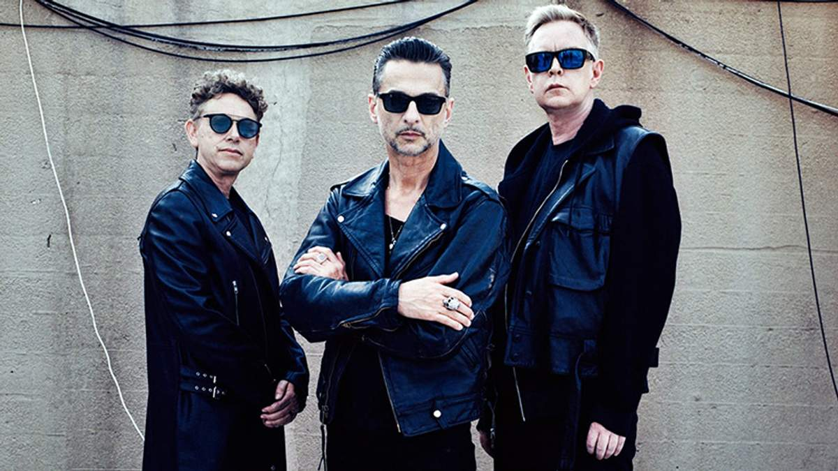 Концерт Depeche Mode у Києві: група зробила заяву
