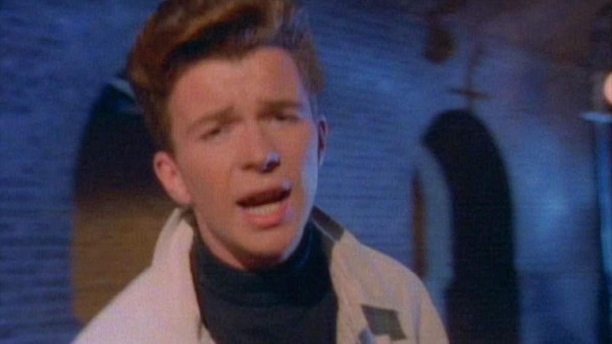 "Мегапопулярному хіту ""Never Gonna Give You Up"" виповнилось 30 років"