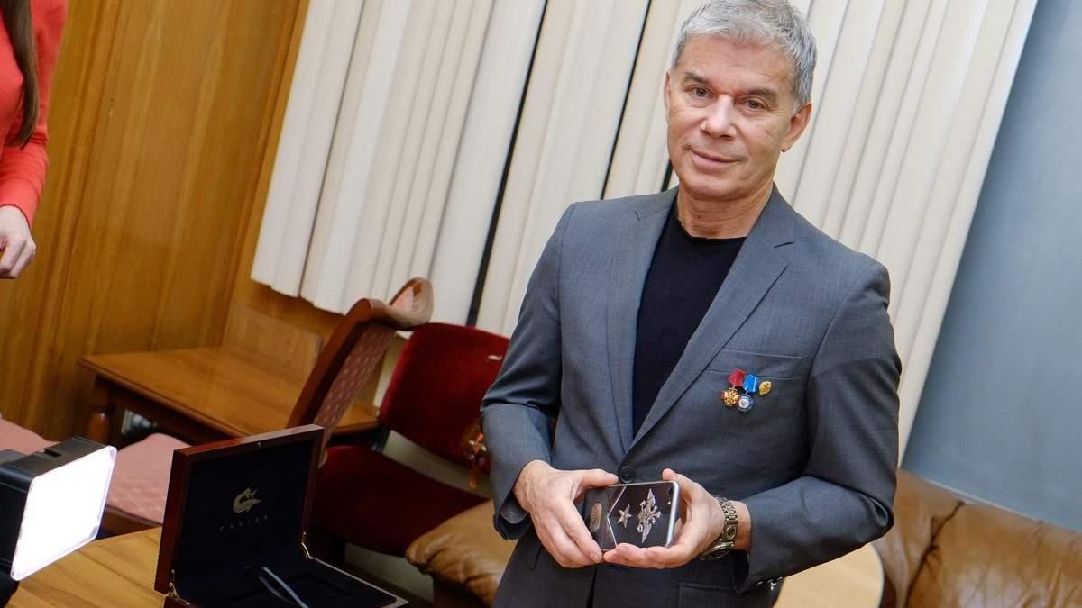 """Газманов розповів про дивовижний подарунок, який повіз додому з """"ДНР"""""""