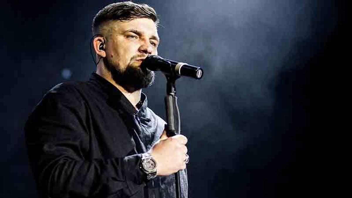 СБУ проверяет российского рэпера Баста за гастроли в аннексированном Крыму