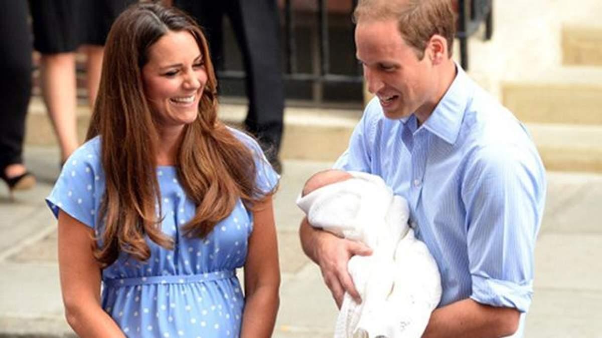 Кейт Міддлтон вагітна третьою дитиною - 2017