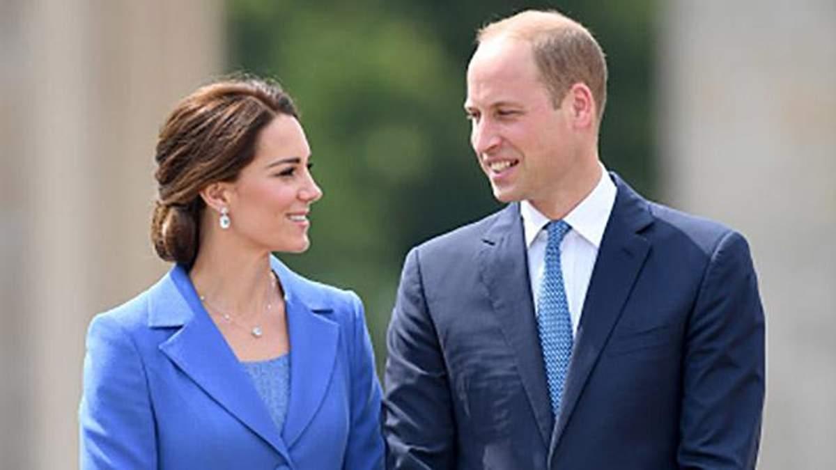 Принц Уильям впервые прокомментировал беременность жены