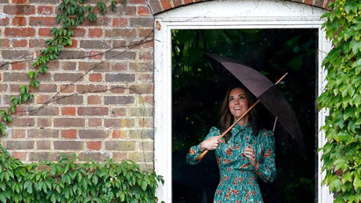 Кейт Міддлтон відмовилася народжувати третю дитину в лікарні