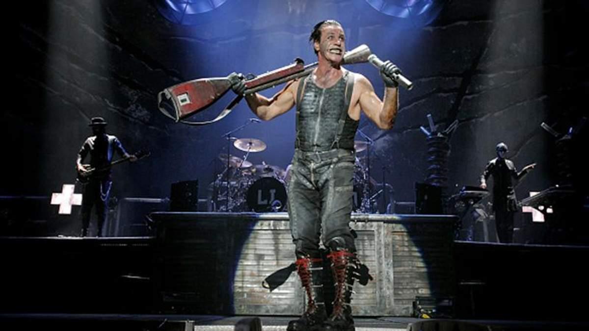 Группа Rammstein опровергла слухи о завершении музыкальной карьеры