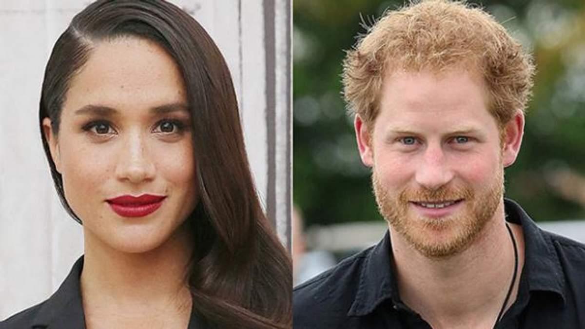 Принц Гаррі та Меган Маркл заручилися - новини весілля