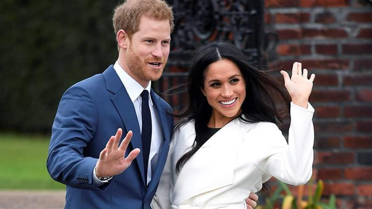 Весілля принца Гаррі та Меган Маркл: дата весілля