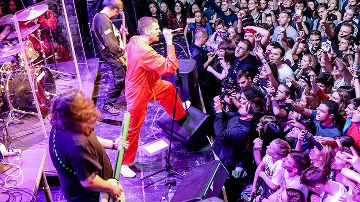 """""""ФСБ Украины"""", пацифик и солд-аут: Noize MC сорвал аншлаг в Киеве"""