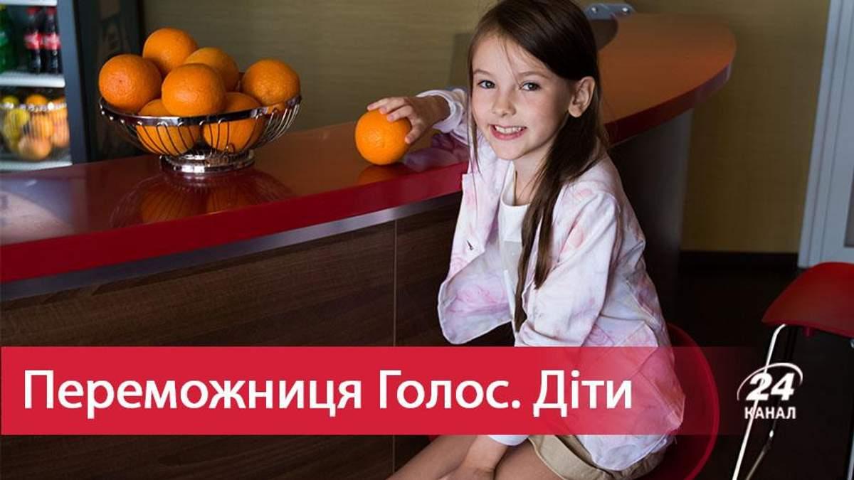 Переможниця Голос Діти 4 сезон - Данелія Тулєшова: відео