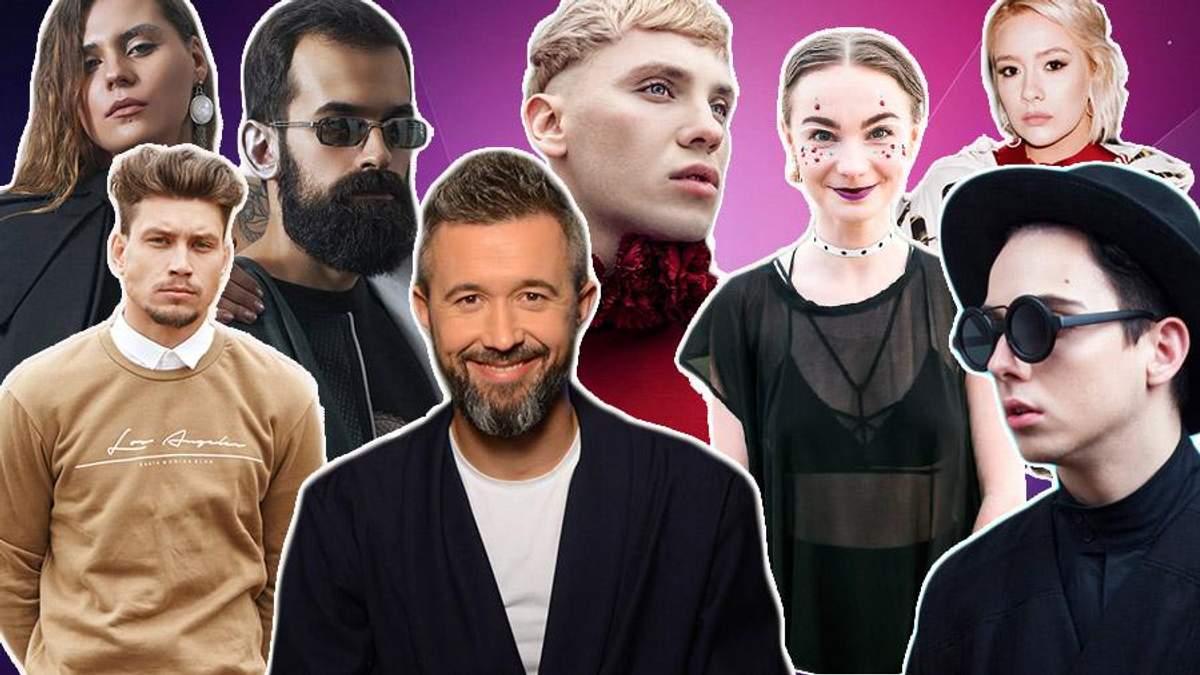 Відбір на Євробачення 2018 Україна: учасники - пісні та біографії