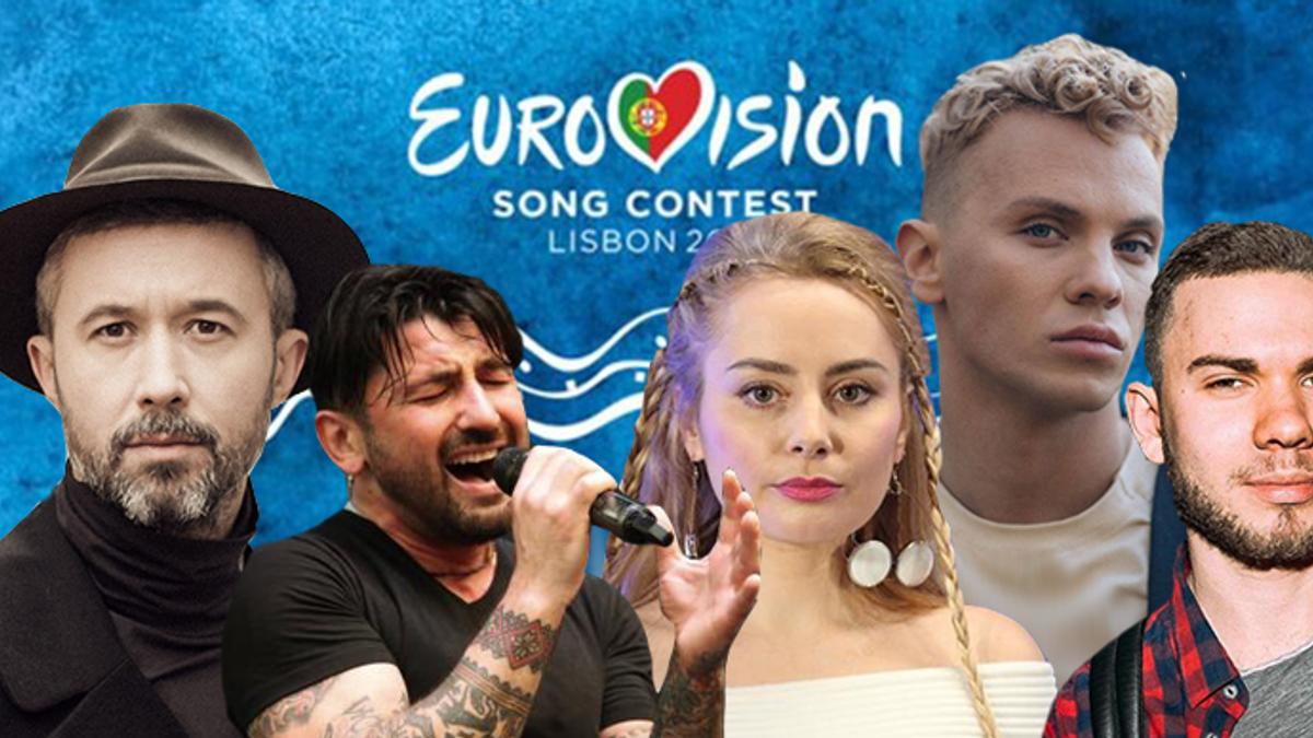 Відбір на Євробачення 2018 Україна перший півфінал: відео