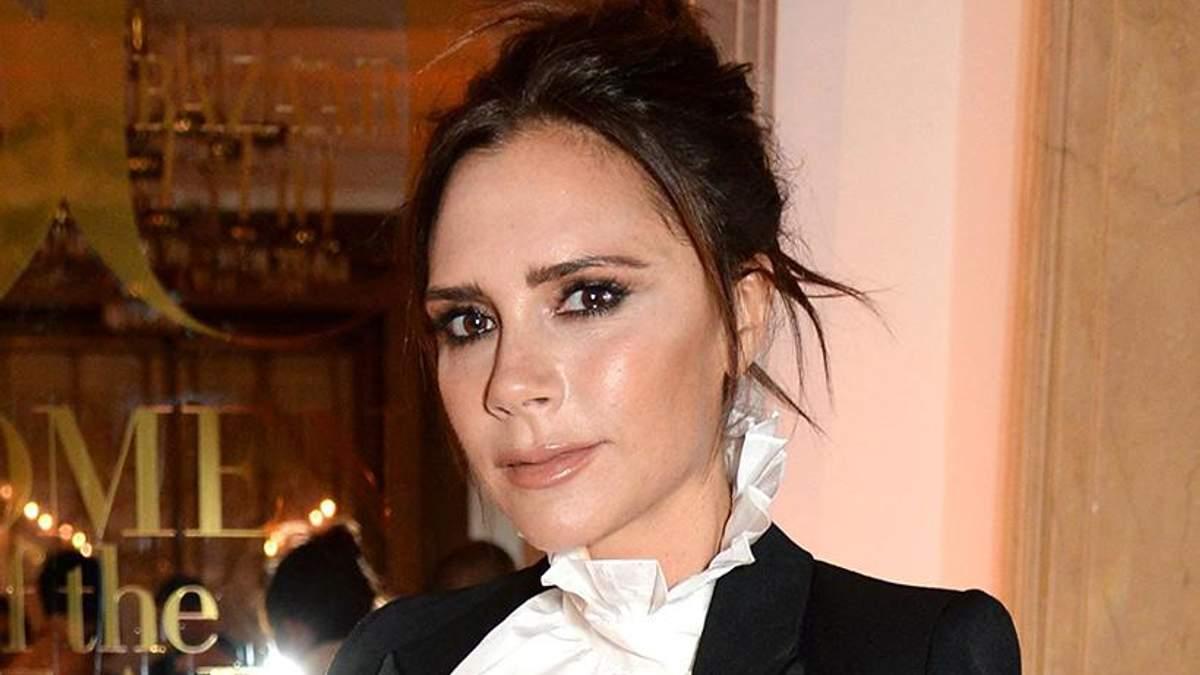 Вікторія Бекхем відповіла на чутки про турне Spice Girls