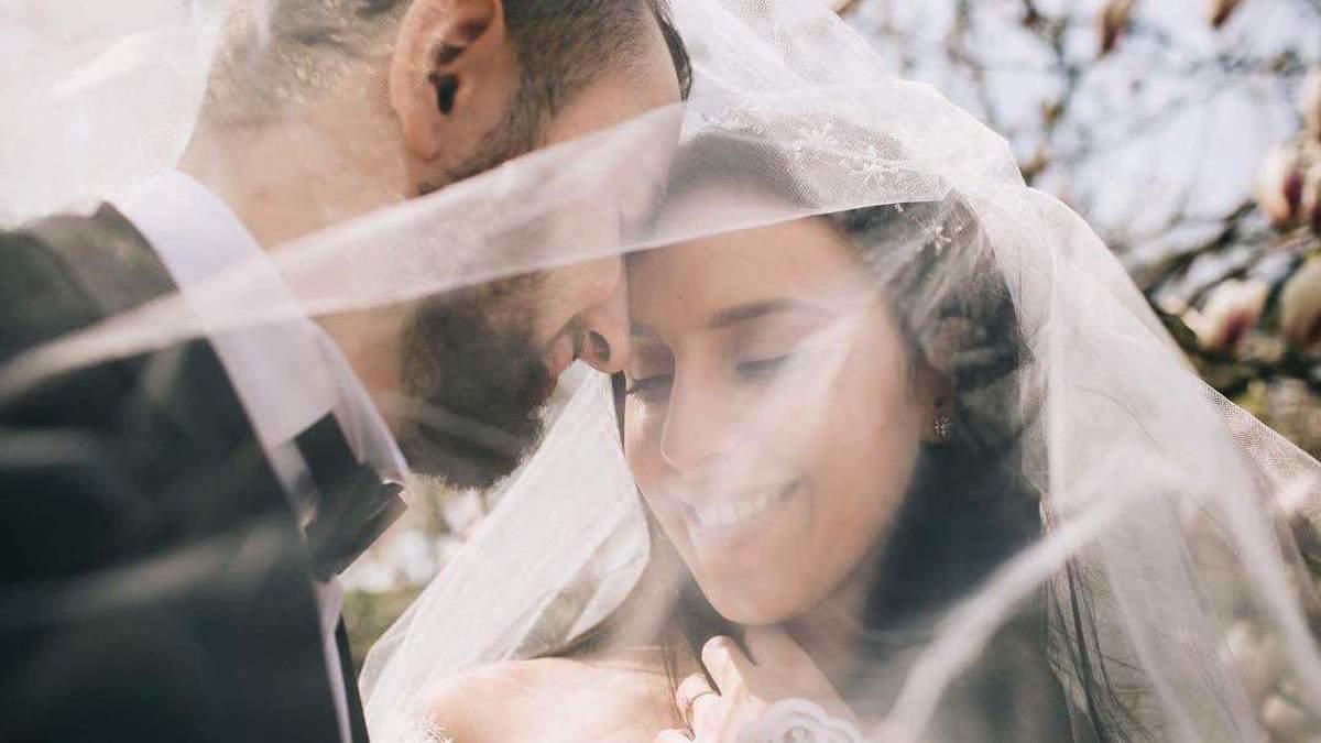 Любить: Джамала опубликовала трогательное видео со свадьбы ко Дню Валентина