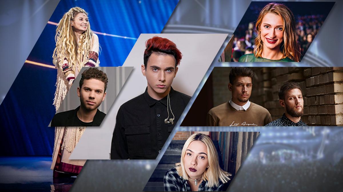 Фінал Євробачення 2018 від України: відео виступів у фіналі