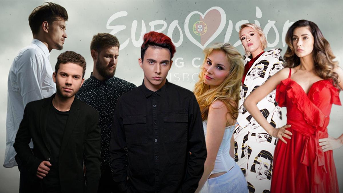 За кого Вы болеете в нацотборе на Евровидение-2018?