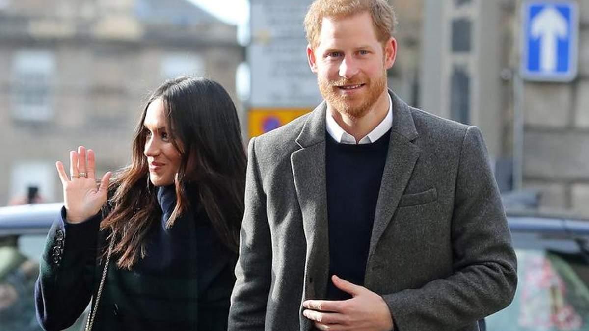 На весілля принца Гаррі та Меган Маркл прийде 3 тисячі звичайних людей