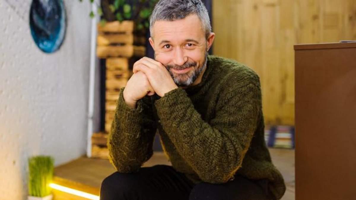 Сергій Бабкін поділився, яким повинен бути справжній чоловік