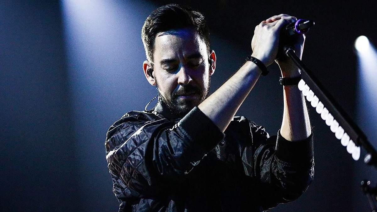 """Вокалист """"Linkin Park"""" рассказал о новом сольном альбоме"""