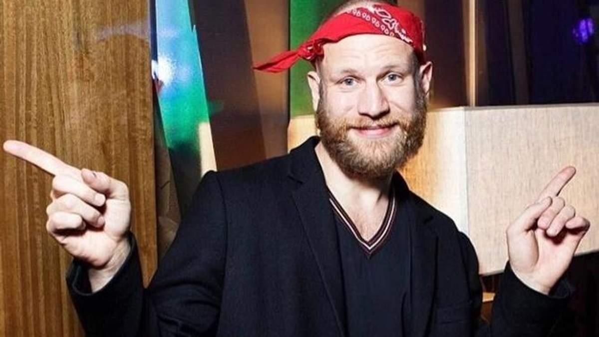 Іван Дорн зняв колоритний кліп в Африці: відео