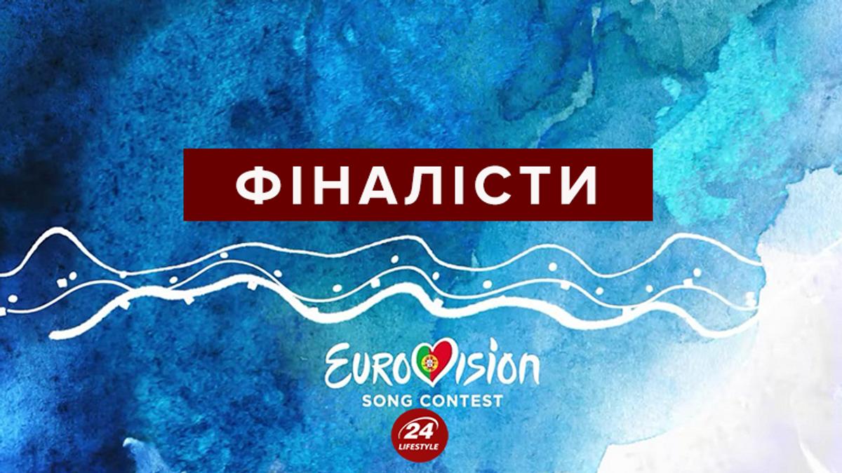 Евровидение 2018 финал: участники - кто прошел в финал - видео