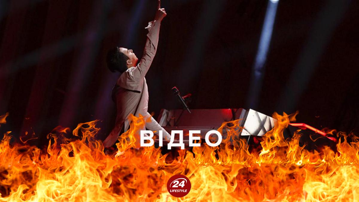 Евровидение 2018 Украина в финале - MELOVIN - видео