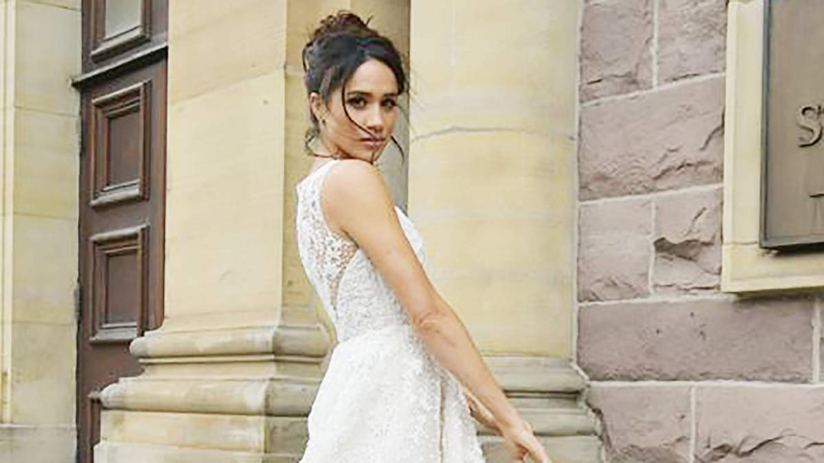 Названа ориентировочная цена свадебного платья Меган Маркл