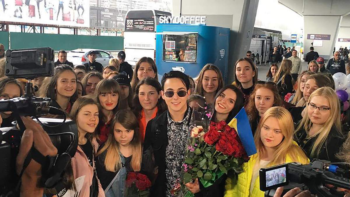 Как MELOVINA встретили в Киеве: яркие фото