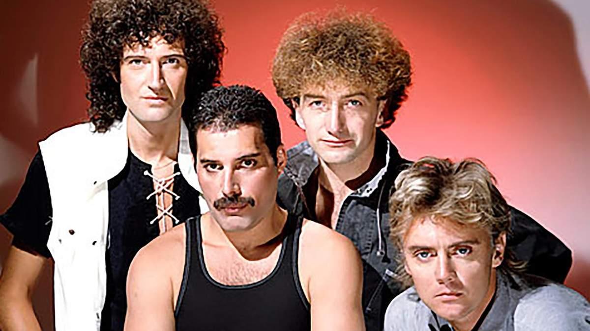 В мережі з'явився перший тизер фільму про гурт Queen: відео