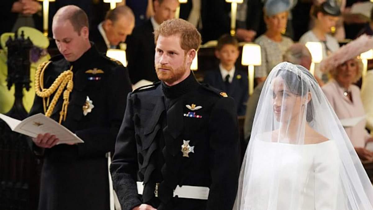 Весілля принца Гаррі та Меган Маркл: фото сукні Меган Маркл