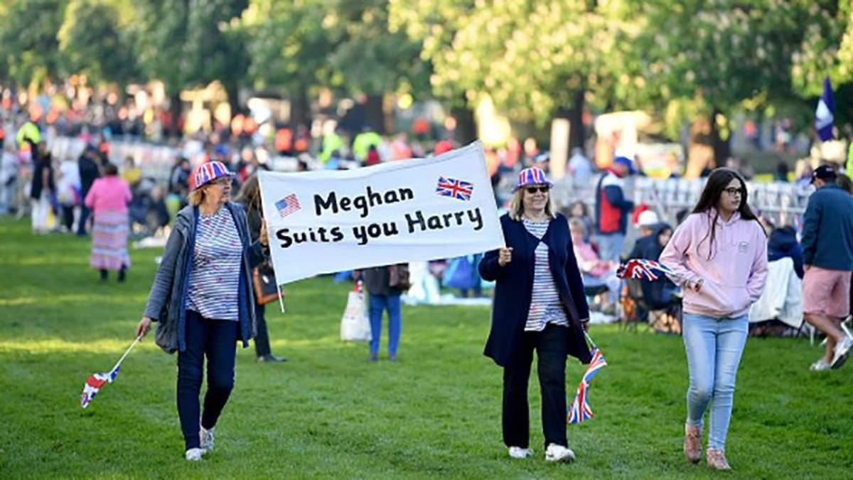 Як британці готуються до вінчання принца Гаррі та Меган Маркл