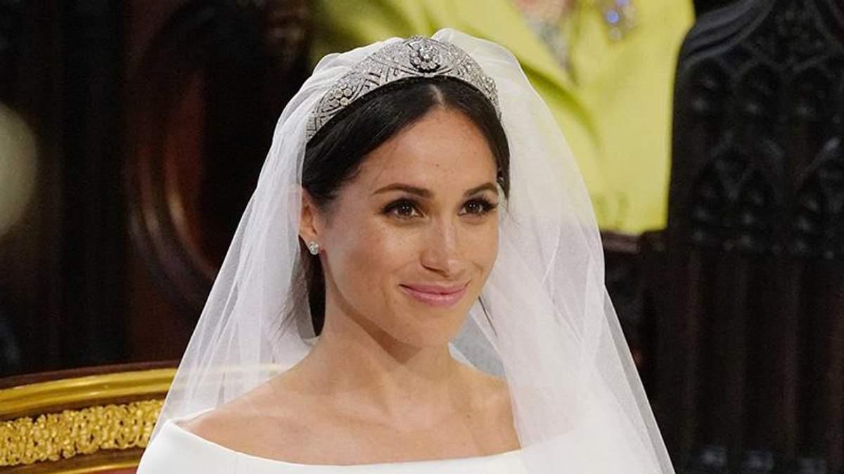 Появились первые фото Меган Маркл перед церемонией венчания